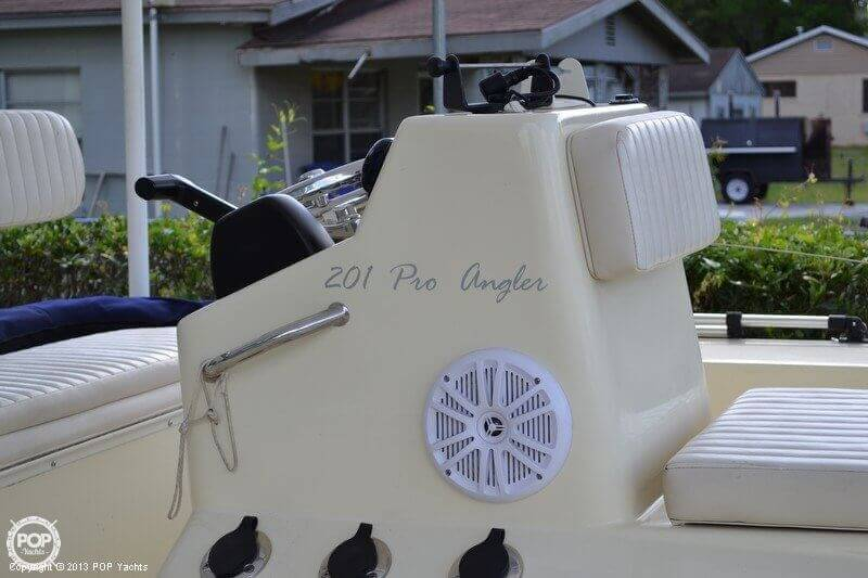 2007 Shallow Water 201 Pro Angler Tournament Series - Photo #7