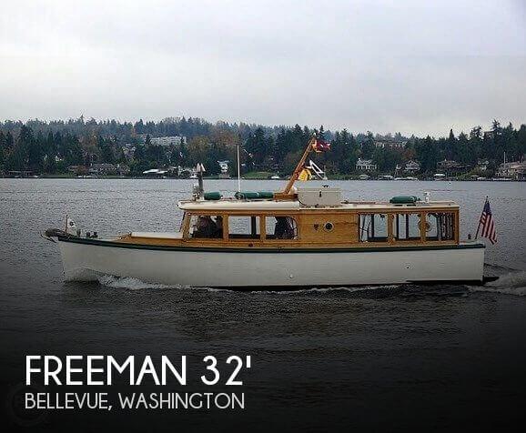 1936 Freeman 32 - Photo #1
