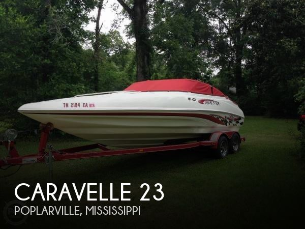 Used Caravelle Boats For Sale by owner   2003 Caravelle 23