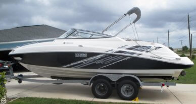 Yamaha SX230 HO, 22', for sale - $23,800