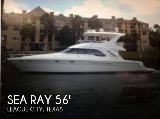 1998 Sea Ray 560 DB (Sedan Bridge) - Photo #1