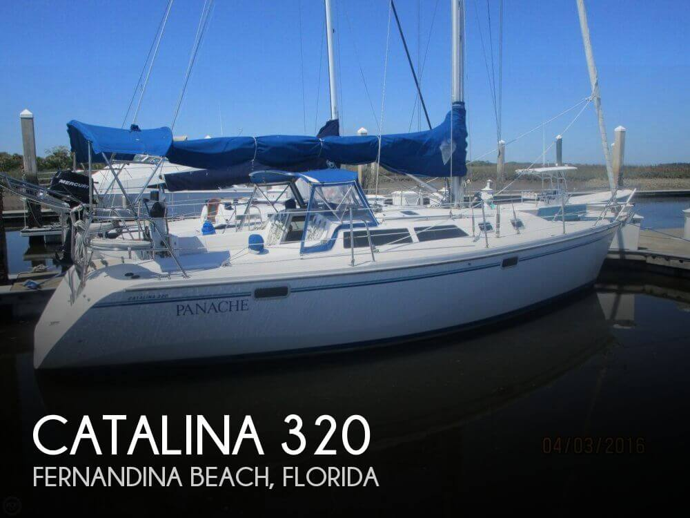1994 Catalina 320 - Photo #1