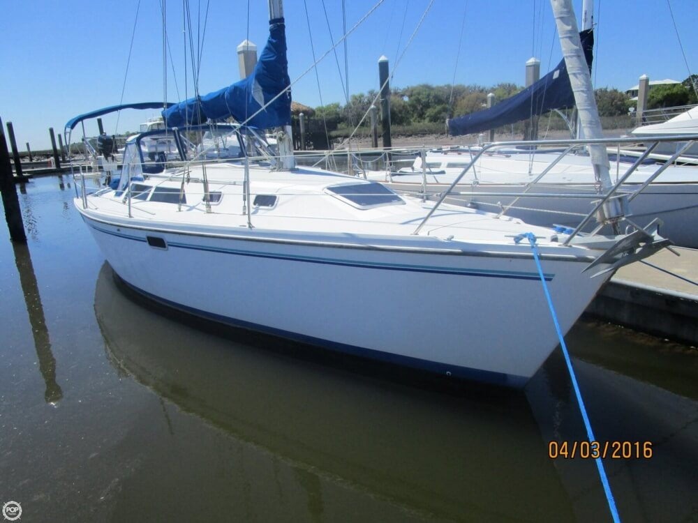 1994 Catalina 320 - Photo #6