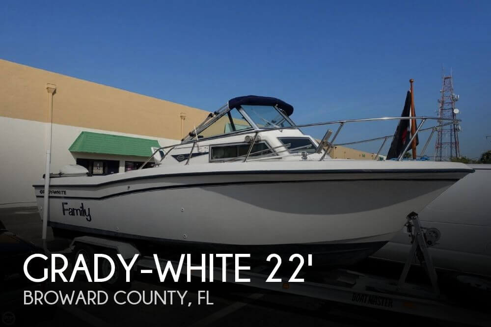 1988 Grady-White 228 Seafarer - Photo #1