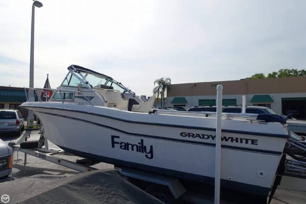 1988 Grady-White 228 Seafarer - Photo #8