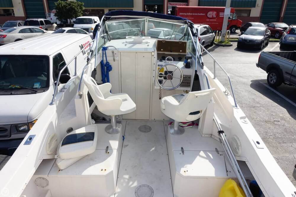 1988 Grady-White 228 Seafarer - Photo #3