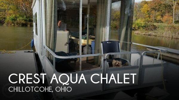 1993 Crest Aqua Chalet - Photo #1