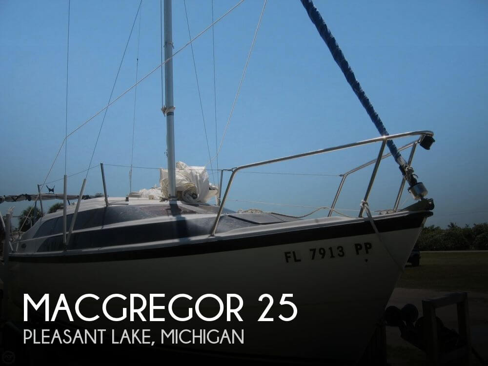 Used MacGregor Sailboats For Sale by owner | 2004 MacGregor 25