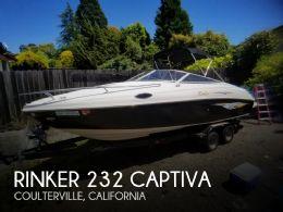 2005 Rinker 232 Captiva