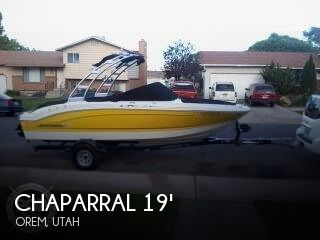2012 Chaparral H2O 19 Sport - Photo #1