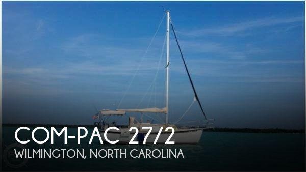1989 Com-Pac 27/2 - Photo #1