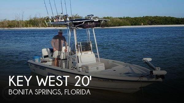 2005 Key West 196 Bay Reef - Photo #1