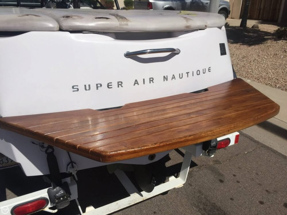 2002 Correct Craft Super Air Nautique 210 - Photo #25
