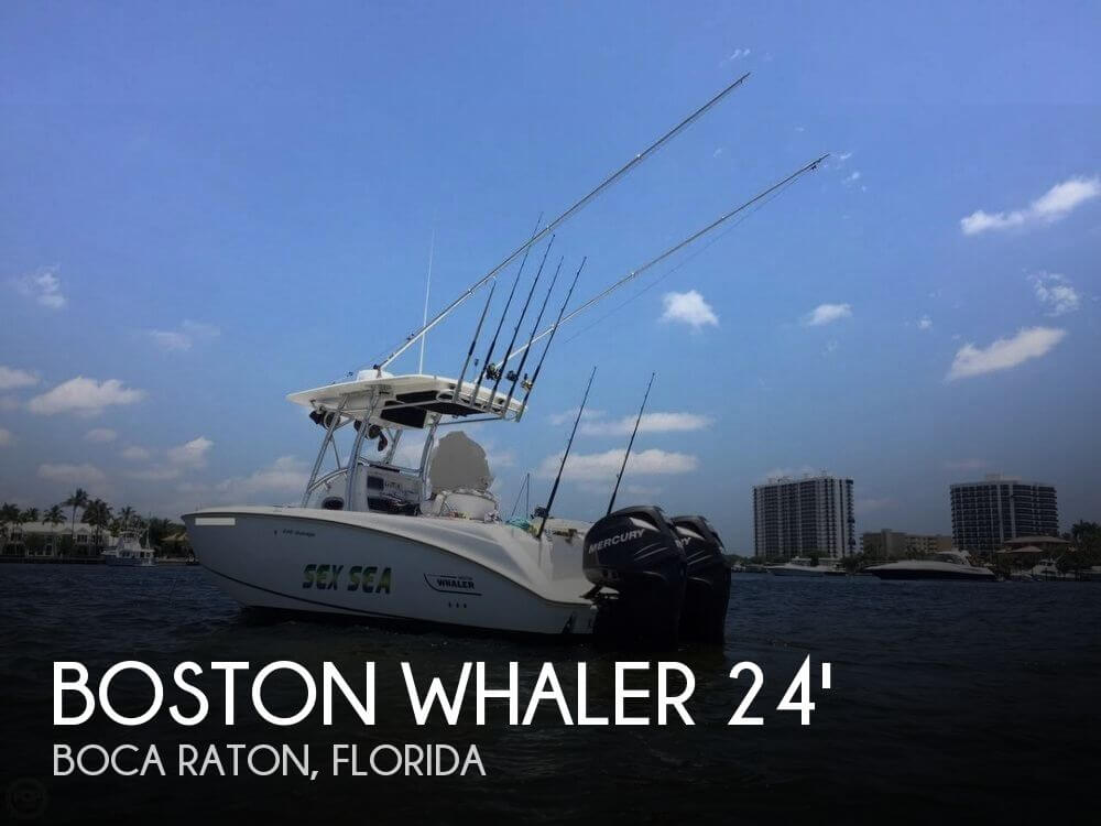 Used Boston Whaler Boats For Sale by owner | 2007 Boston Whaler 23