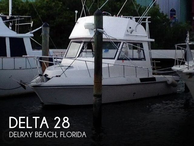 Used Delta Boats For Sale by owner | 2003 Delta 28