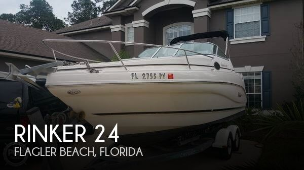 Used Rinker 24 Boats For Sale by owner | 2001 Rinker 24