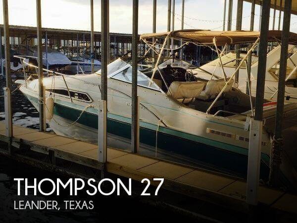 1992 Thompson 27 - Photo #1