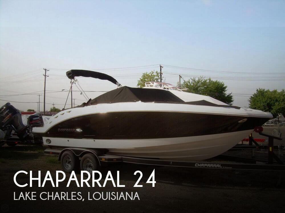 2011 Chaparral 24 - Photo #1