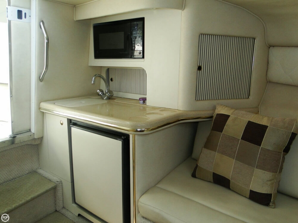 2001 Sea Ray 280 Sun Sport - Photo #15