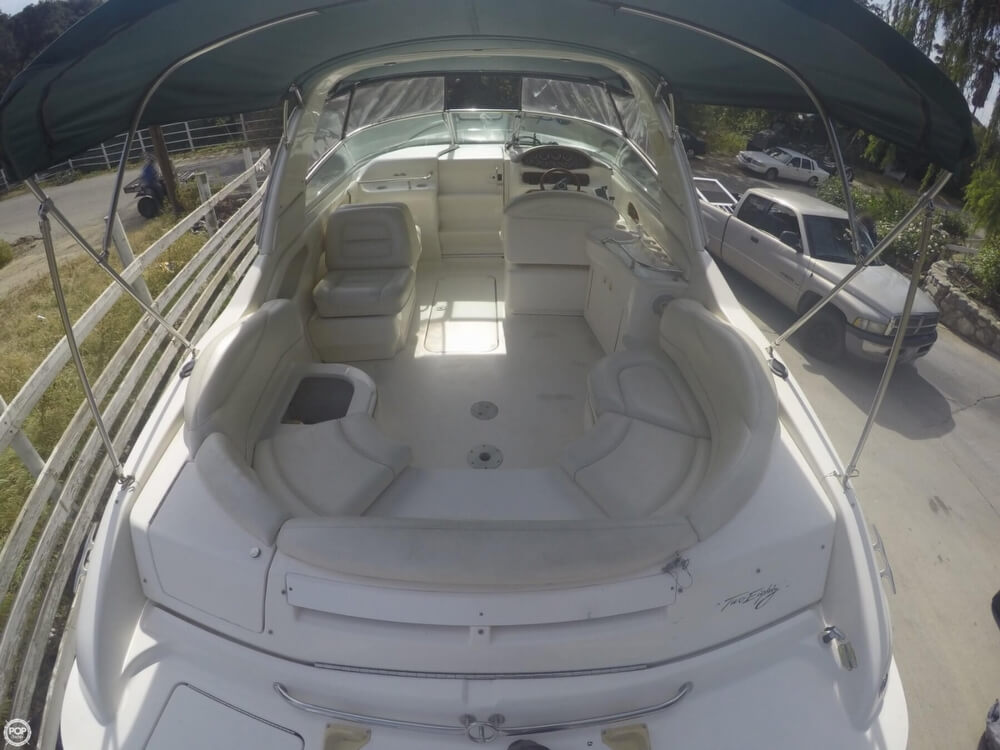2001 Sea Ray 280 Sun Sport - Photo #20