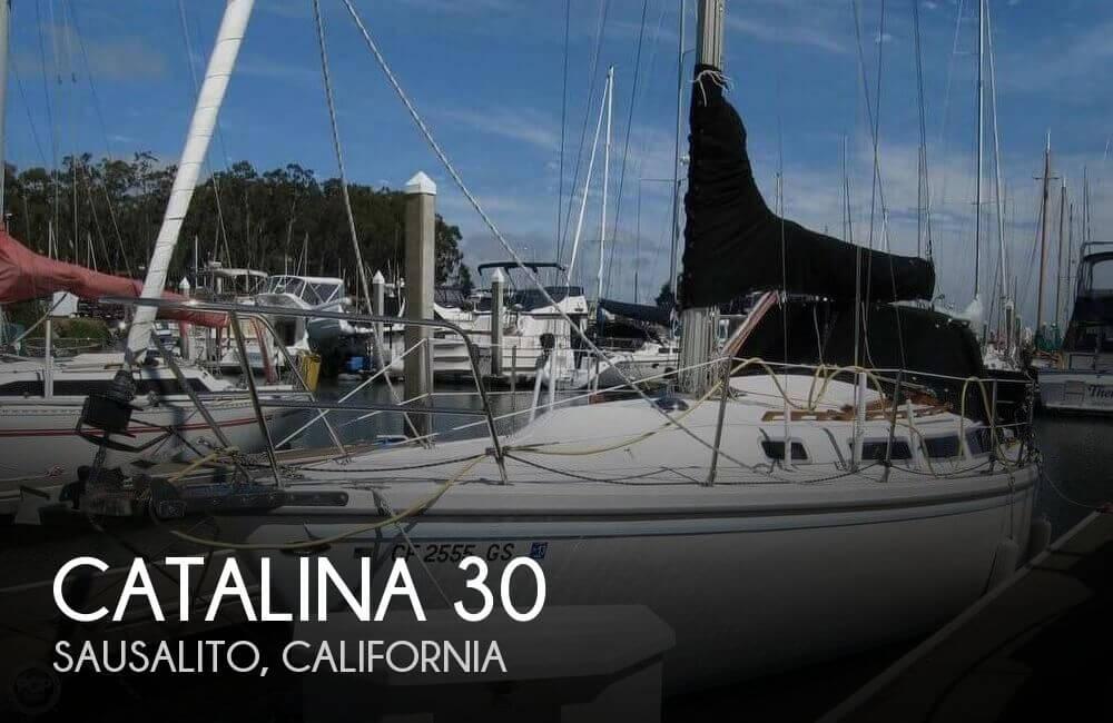 1980 Catalina 30 - Photo #1