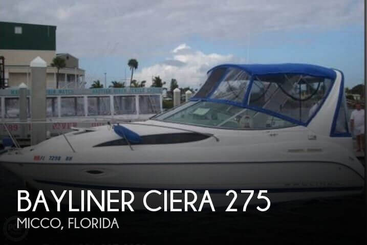 2006 Bayliner Ciera 275 - Photo #1