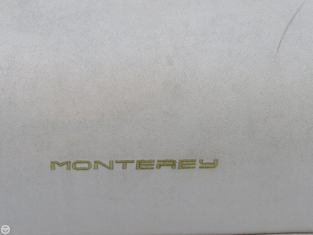 1995 Monterey 256 Cruiser - Photo #38