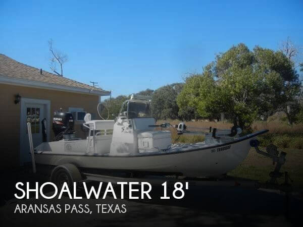 2011 Shoalwater 19 V-Stealth - Photo #1
