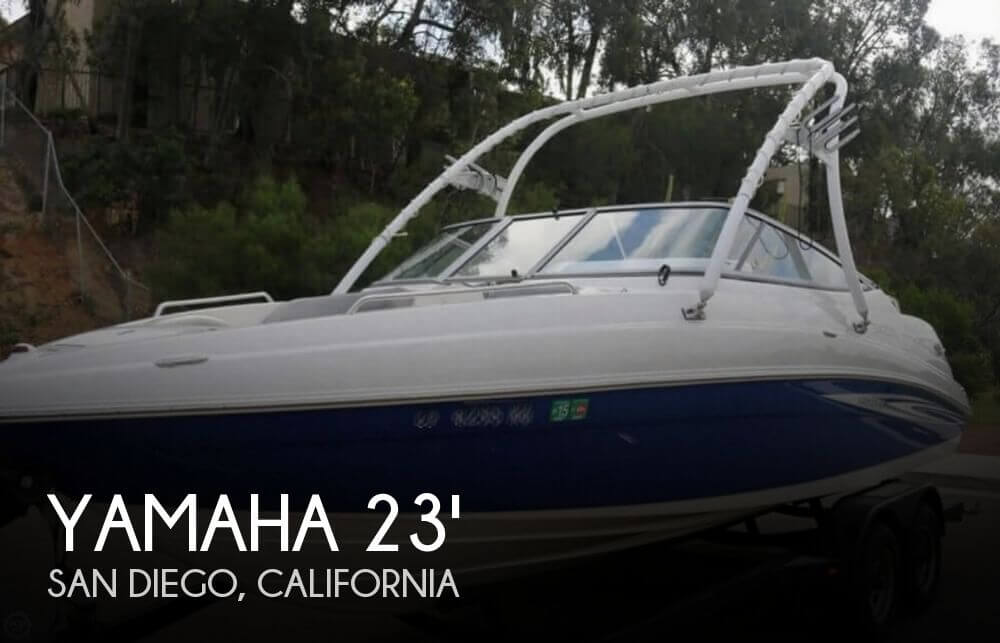 2008 Yamaha SX230 High Output - Photo #1