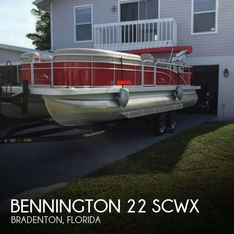 2015 Bennington 21 - Photo #1