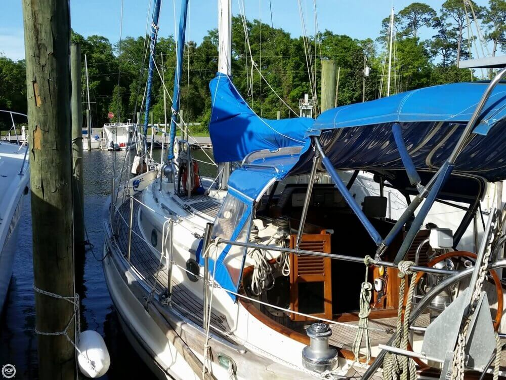 1986 Lord Nelson 35 Cutter - Photo #7
