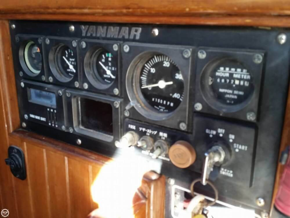 1986 Lord Nelson 35 Cutter - Photo #30