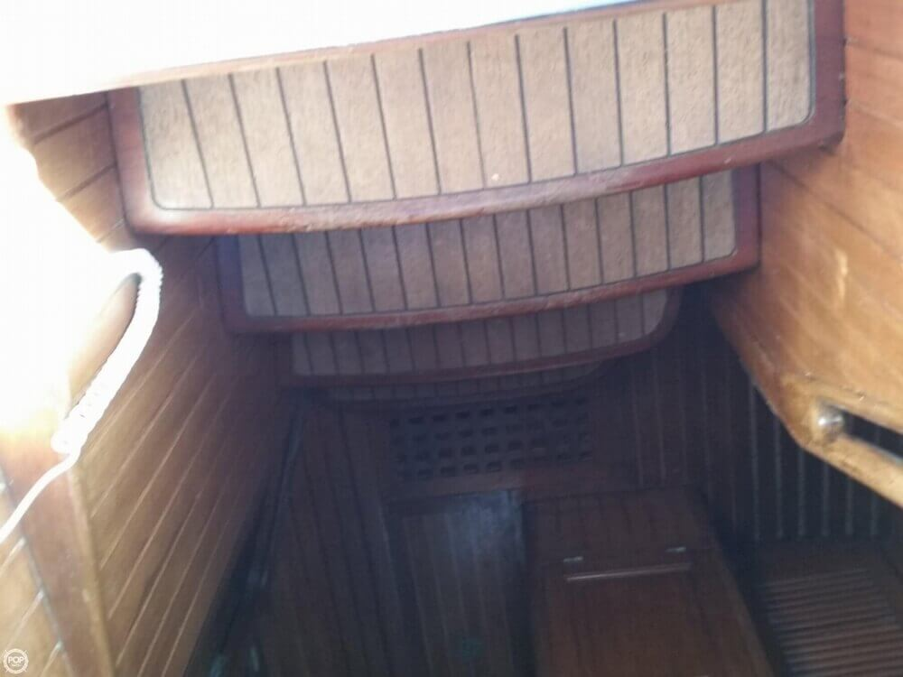 1986 Lord Nelson 35 Cutter - Photo #35