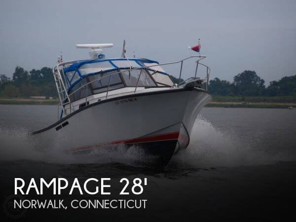 Used Rampage Boats For Sale by owner | 1986 Rampage 28