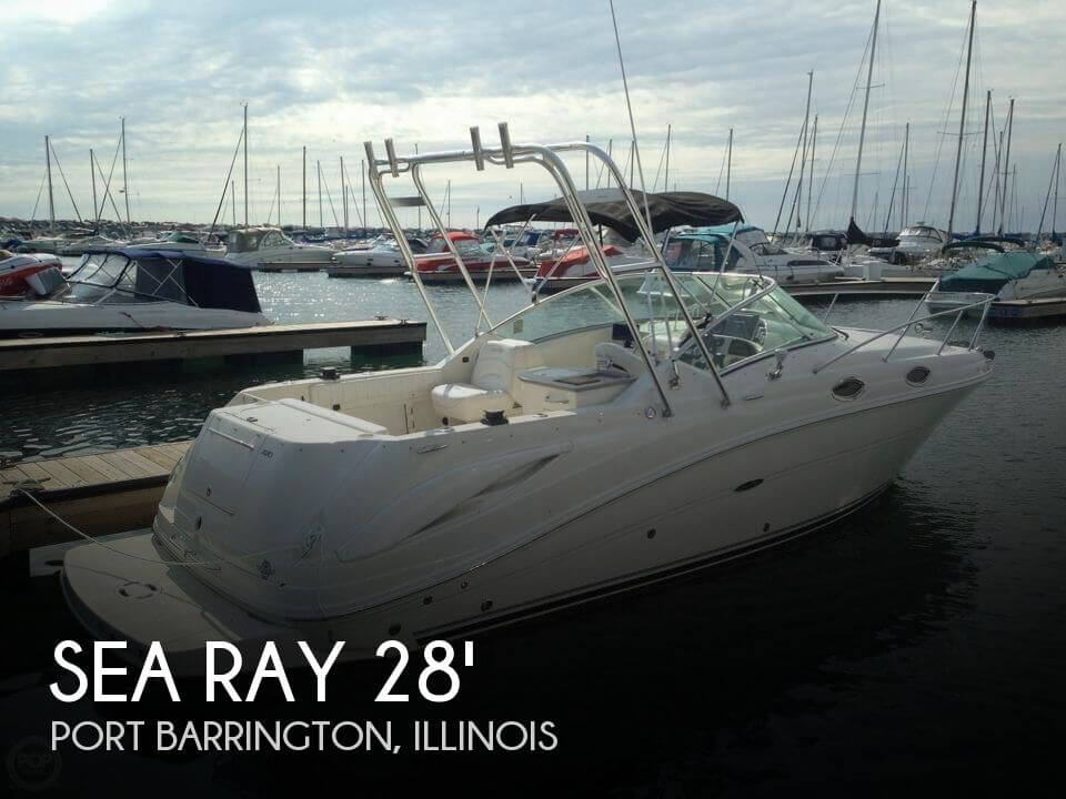 Used Sea Ray 26 Boats For Sale by owner | 2007 Sea Ray 260 Sundancer