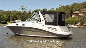 2007 Sea Ray 260 Sundancer - Photo #39