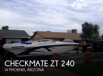 Used Checkmate Boats For Sale by owner | 2003 Checkmate 24