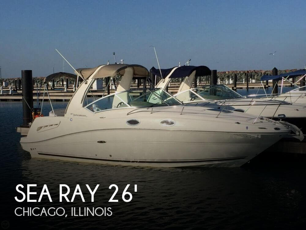 Used Sea Ray 26 Boats For Sale by owner | 2005 Sea Ray 26