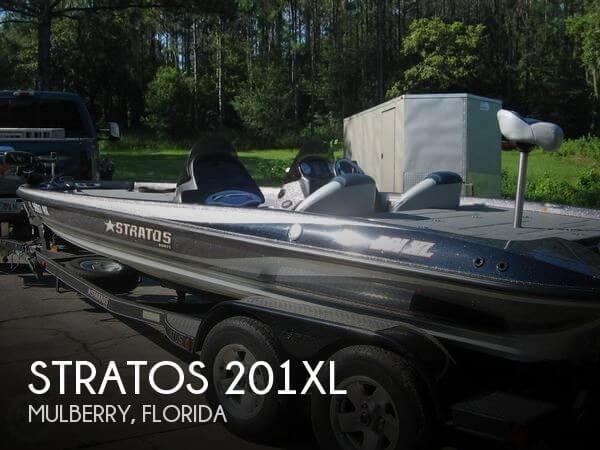 2008 Stratos 201xl - Photo #1