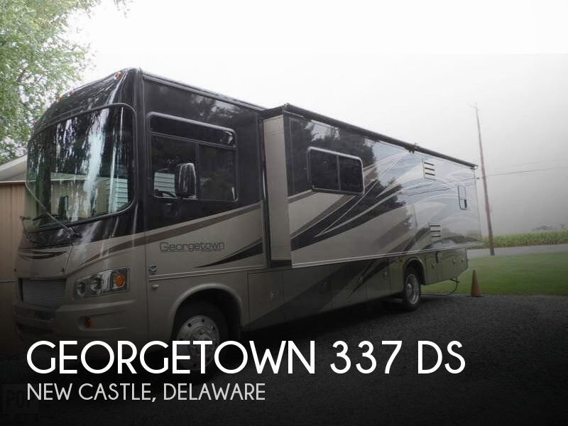 2011 Forest River Georgetown 337 DS