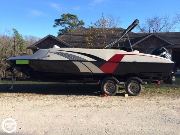 2014 Lowe boat for sale, model of the boat is 21 Sport Deck & Image # 5 of 9