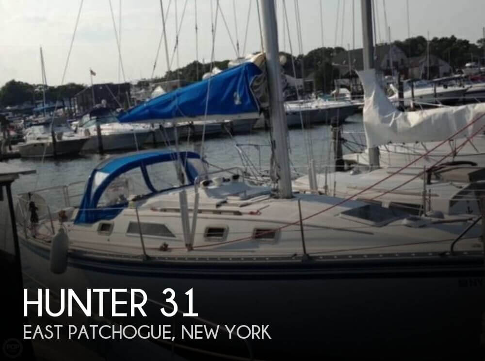 Used Hunter Sailboats For Sale in New York by owner | 1985 Hunter 31
