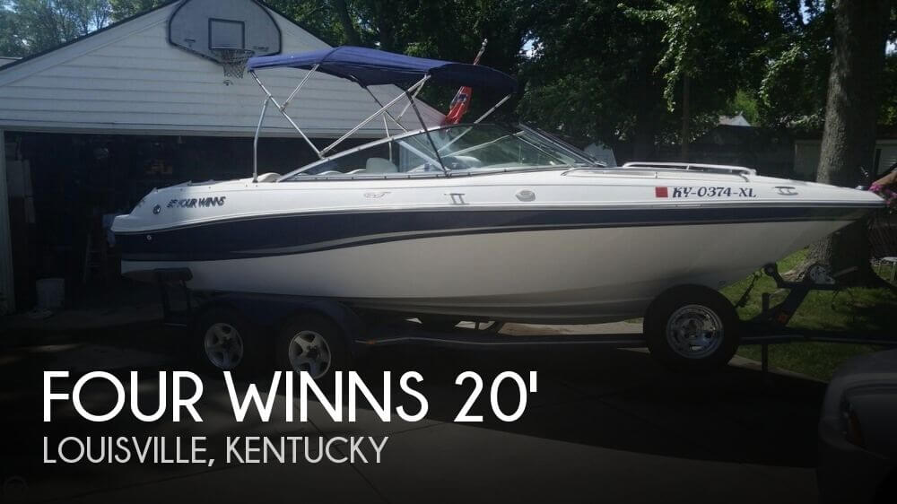 Used Four Winns 20 Boats For Sale by owner | 2002 Four Winns 20