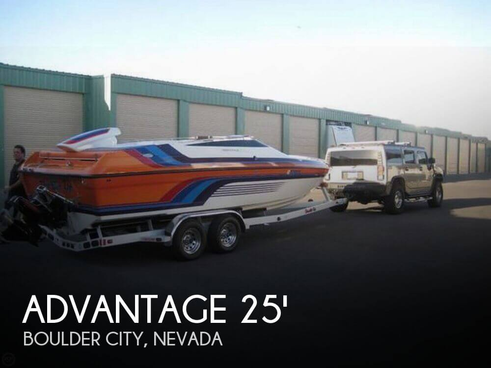 Used Advantage Boats For Sale by owner | 1997 Advantage 25