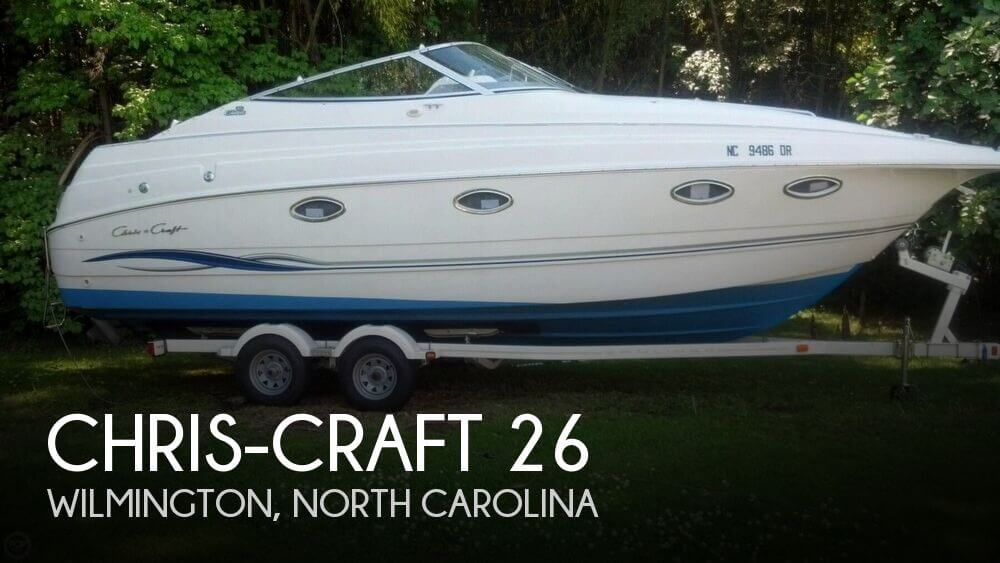 Used Chris-Craft Boats For Sale in North Carolina by owner | 1996 Chris-Craft 26