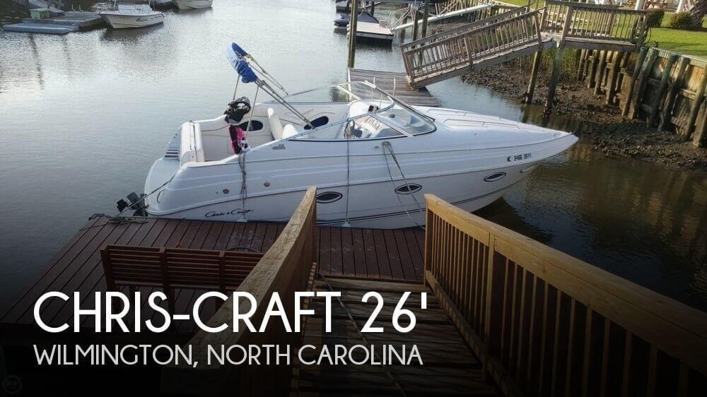 Chris Craft 26 Crowne Express Cruisers For Sale - Page 1 of