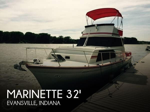 Used Marinette Boats For Sale by owner | 1976 Marinette 32