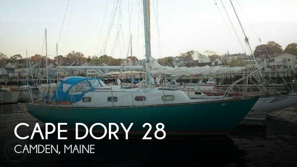 1977 Cape Dory 28 - Photo #1