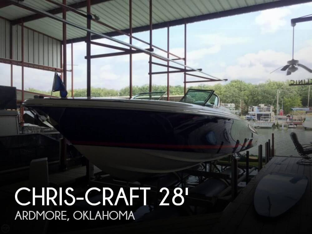 2006 Chris-Craft Launch 28 Heritage Edition - Photo #1