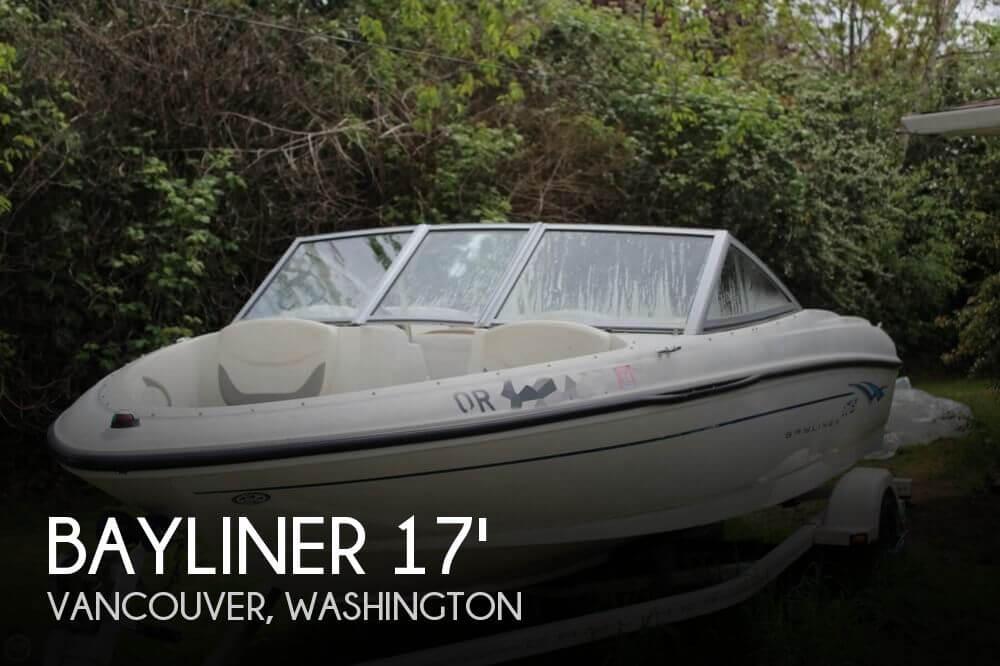 2008 Bayliner 175 Runabout - Photo #1